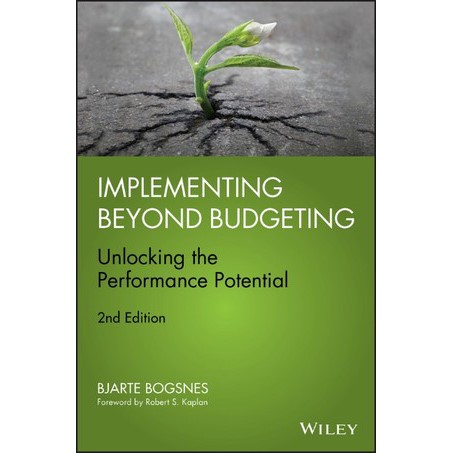 Extremely challenging to implement beyond budgeting